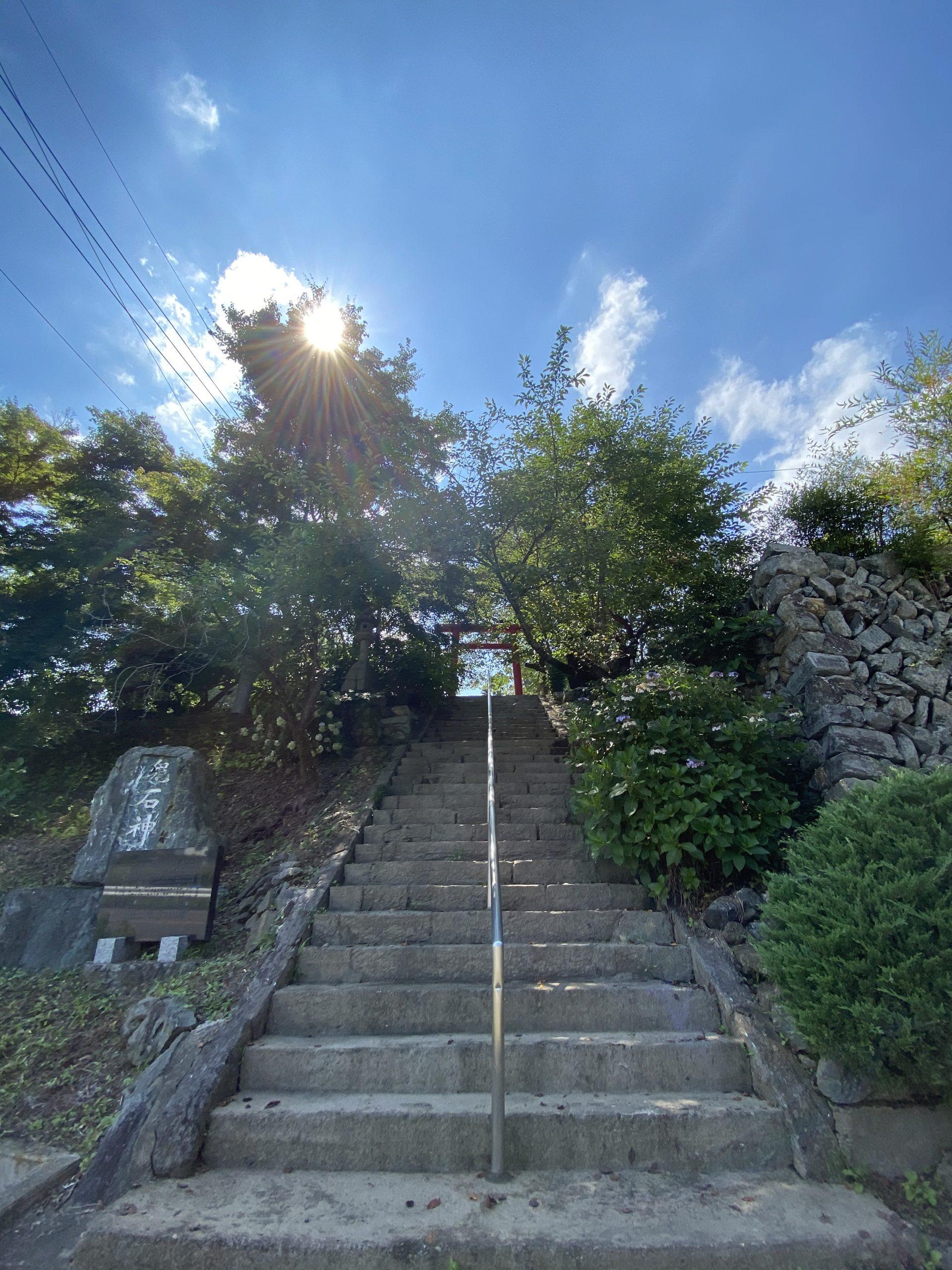 鬼石神社(群馬県)
